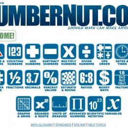 Free Online Math Resource: NumberNut.com