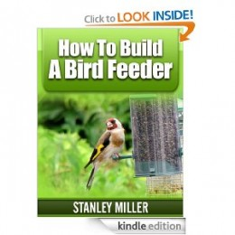 Free Book: How to Build a Bird Feeder