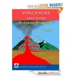 Amazon Free: Volcanoes Unit Study [Kindle Edition]