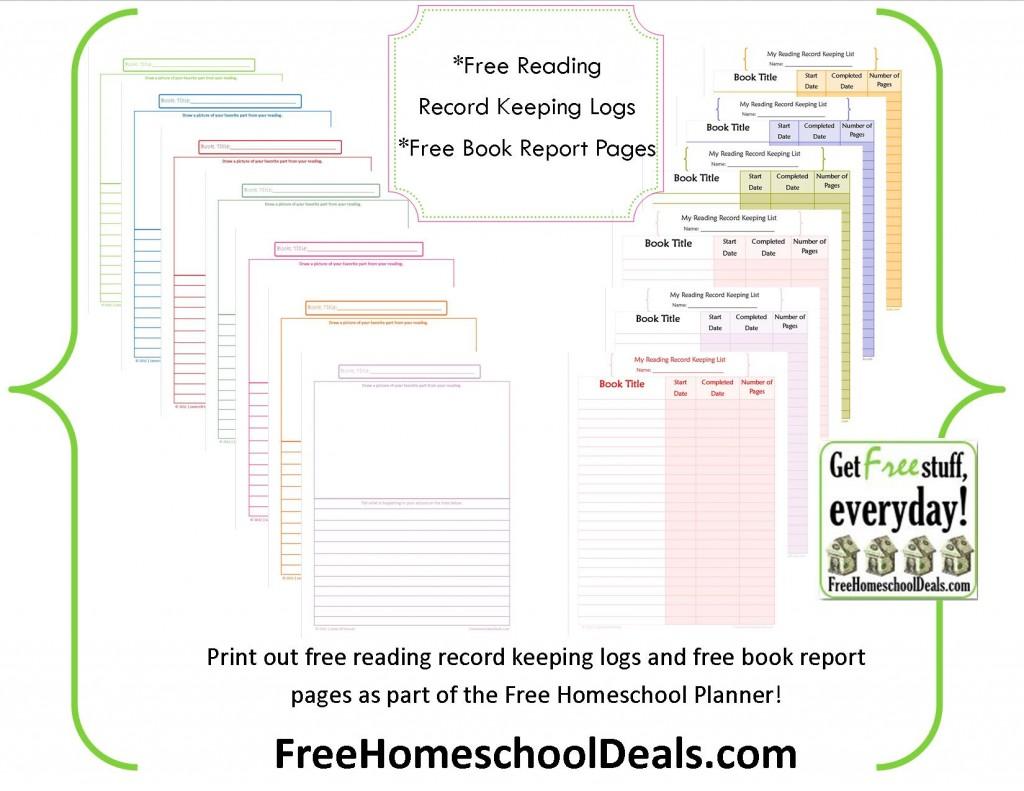 Homeschool book report