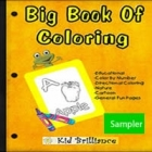 Free Big Book Of Coloring