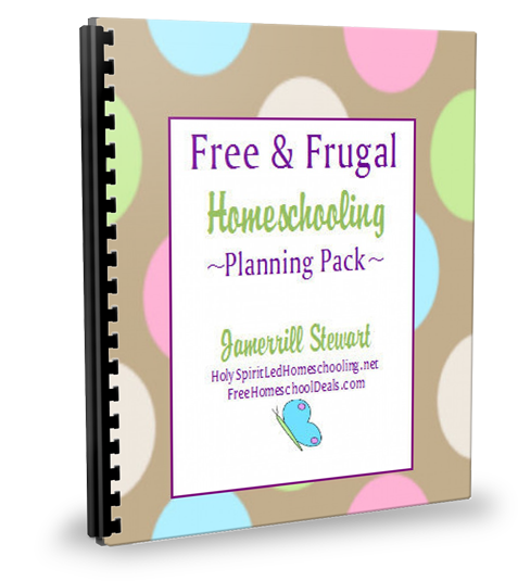 Free Instant Download: Free & Frugal Homeschool Planning ...