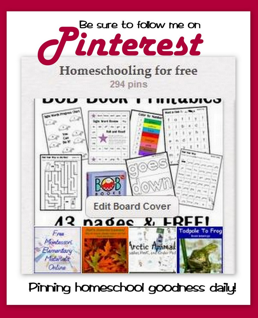 Pinterest Homeschool
