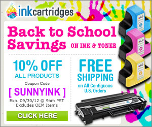 Coupons for inkcartridges com