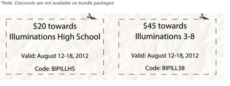 Homeschool Discount