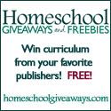 Homechool Giveaways