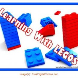 Lego Learning Freebies for Your Weekend