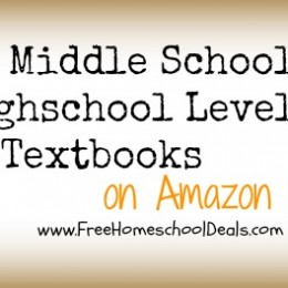 Free Middle School and High School Kindle Textbooks from CK-12