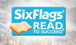 Six Flags Read to Succeed Program (FREE Theme Park Pass!!)