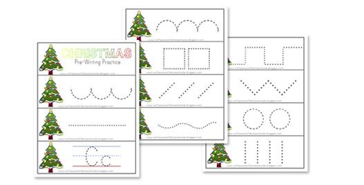 Free Christmas Preschool Activity Pack | Free Homeschool Deals ©