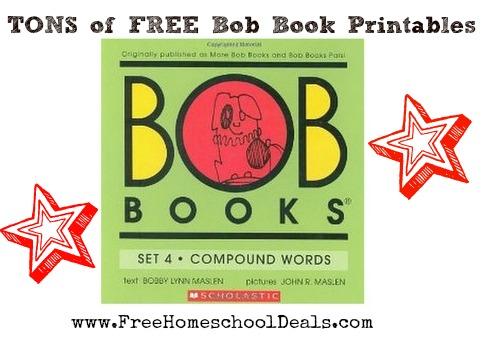 Free Bob Book Printables
