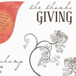 Free Thanksgiving Tree Printable