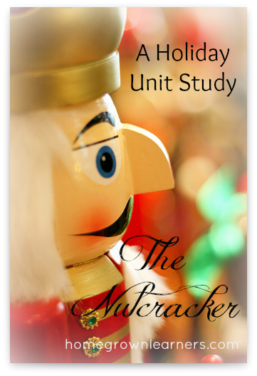 Free Nutcracker Unit Study