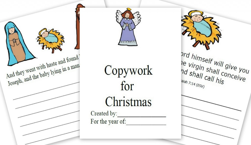 Printables Homeschool Worksheets Free 100 free christmas educational worksheets printables unit copywork the story of christmas