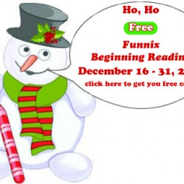 Free Download: Free Funnix Beginning Reading Program ($38 value)