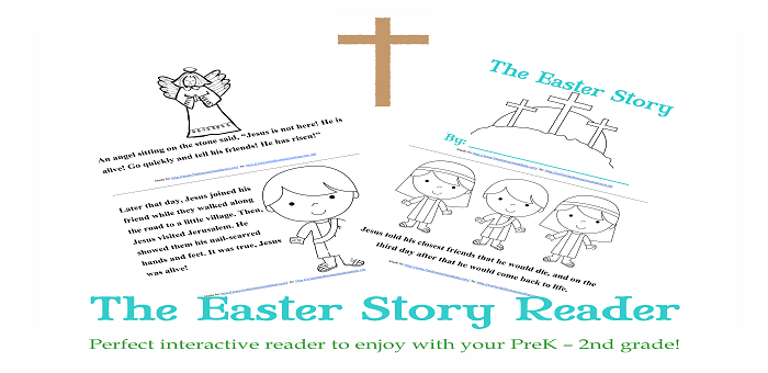 The Easter Story Reader