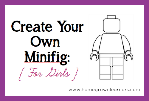 Create Your Own LEGO Minifigures Printables For Boys Girls Free