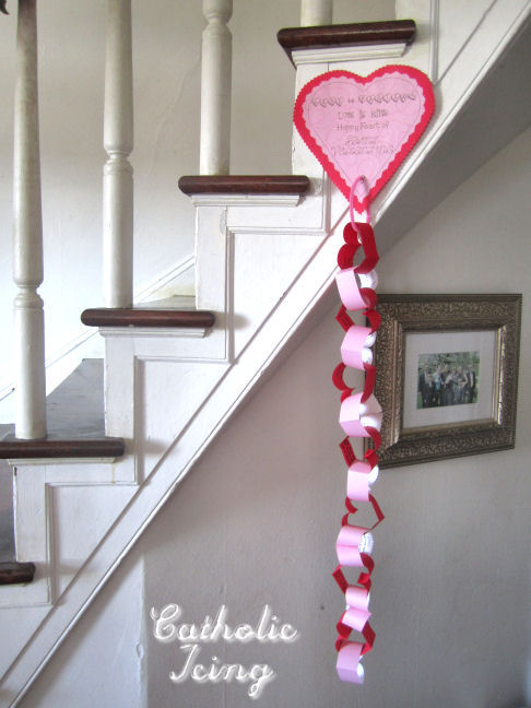 Catholic Valentine Crafts