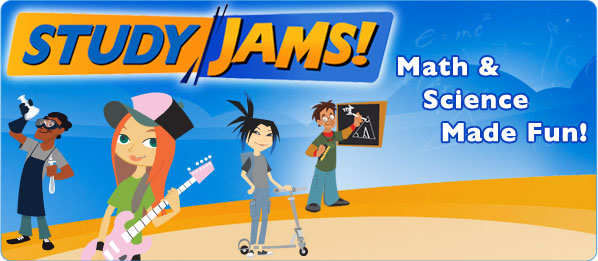 Free Educational Resource: Study Jams!