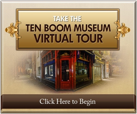 Free Corrie Ten Boom Virtual Museum Tour