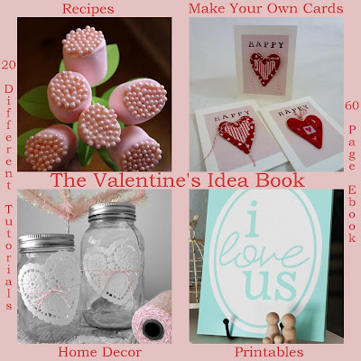 Free eBook: Valentine's Idea Book