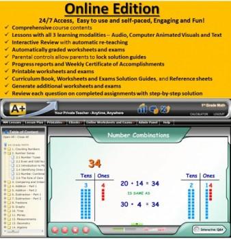 Free 1st Grade Math Curriculum