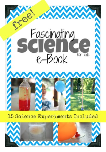 Free Fascinating Science For Kids eBook (Subscriber Freebie)