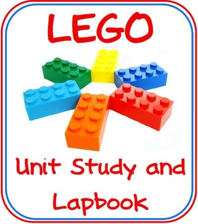 Free Lego Lapbook and Unit Study | Free Homeschool Deals ©