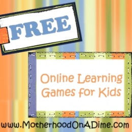 FREE MEGA List of Online Learning Games for Kids