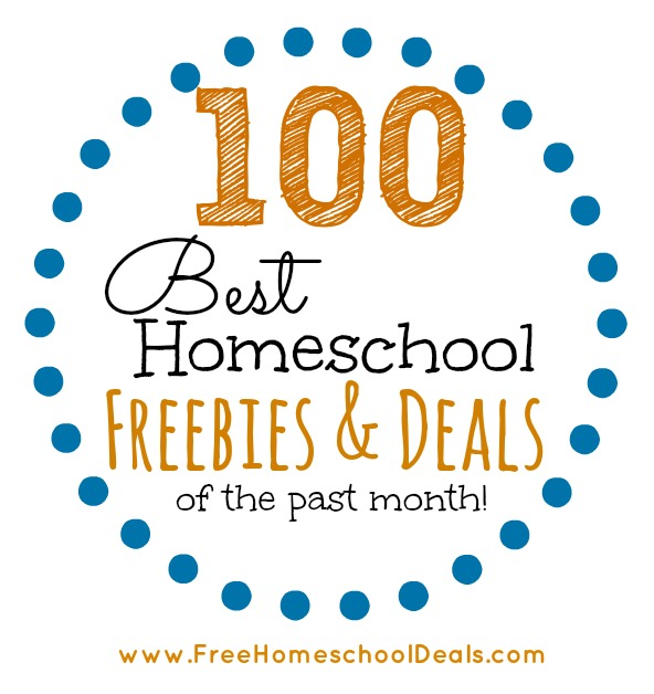homescgool freebies and deals