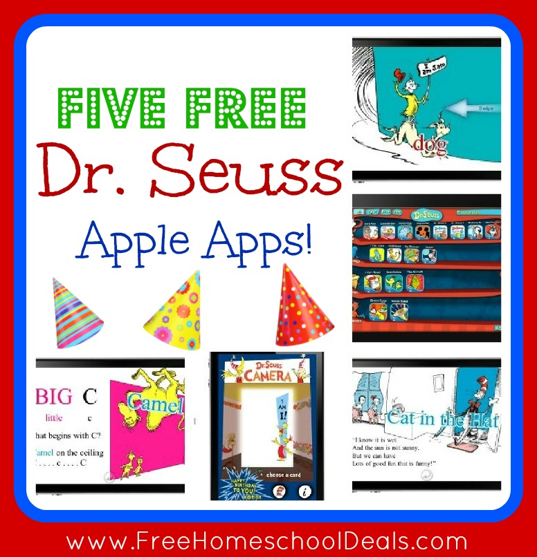 Free Dr. Seuss Apps