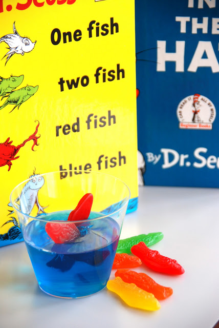 dr seuss snacks
