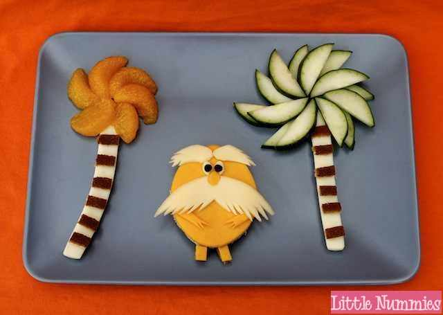 Lorax Snack Ideas