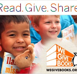 Free Educational Resource: WeGiveBooks.org