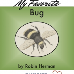 Free My Favorite Bug Project Book (Save $9.99!)