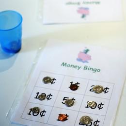 Free Printable Money BINGO Game