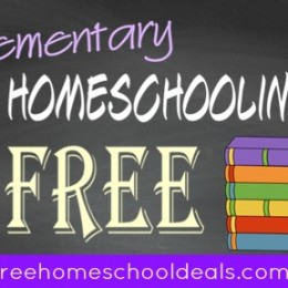 Homeschooling for Free & Frugal: Elementary Homeschooling for Free