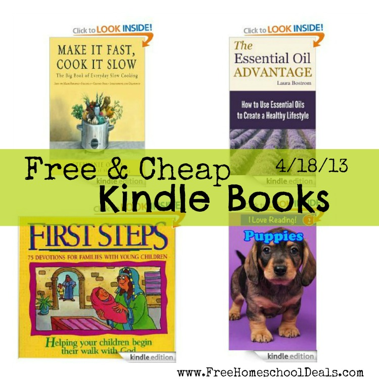 kindle homeschool