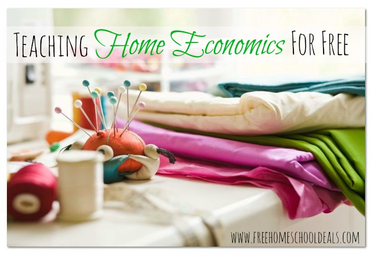 Homeschooling for Free and Frugal: Teaching Home Economics ...