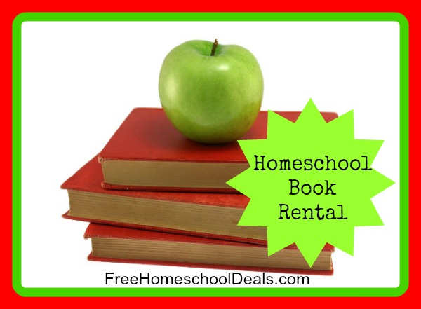Homeschool Book Rentals