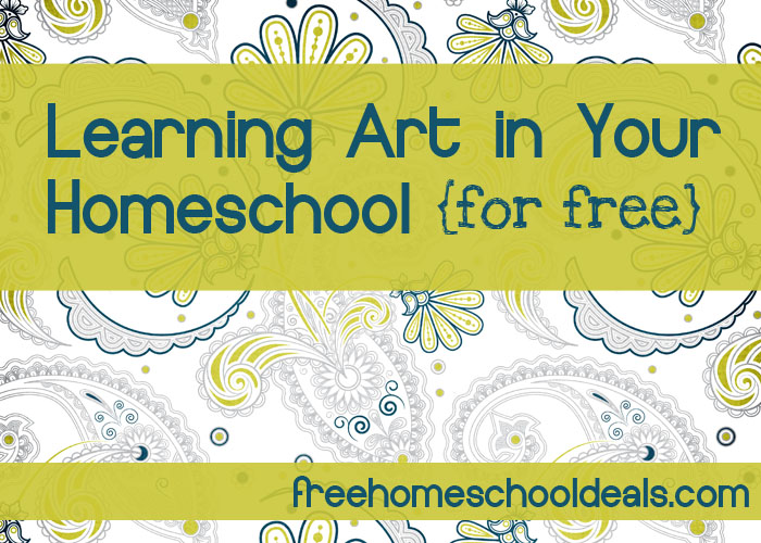 learning-art-homeschool-free