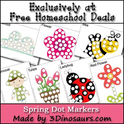 spring-freehomeschooldeals