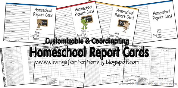 Crazy image throughout homeschool progress report printable