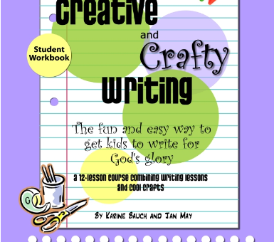 Free Creative &#038; Crafty Writing Workbook (Save $14.95!)