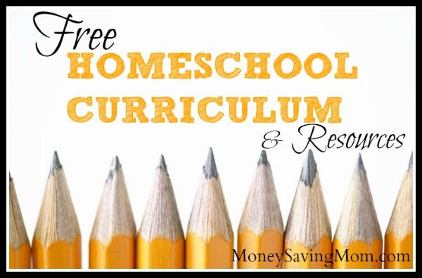 Huge list of free homeschool curriculum resources money saving capture fandeluxe Gallery