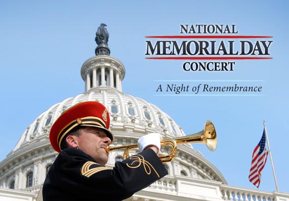 Free National Memorial Day Concert