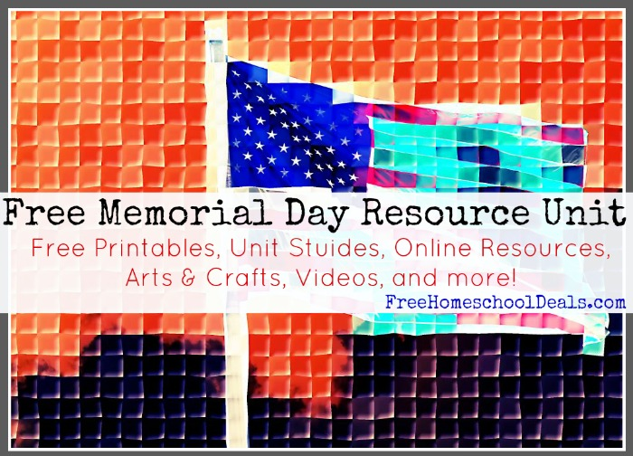 memorial day printables