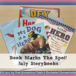 July's Book Mark the Spot: A monthly series that focuses on using your local library!