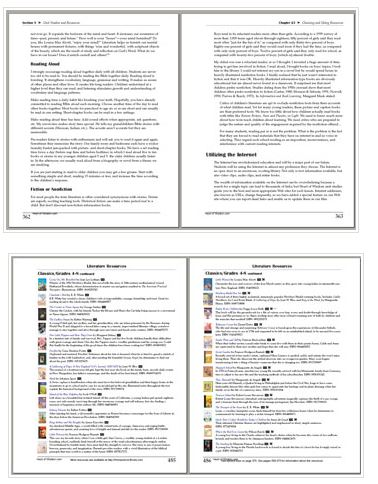 Free classic book reading list by grade level 31 pages for House classics list