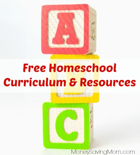 Huge list of free homeschool curriculum resources money saving mom free homeschool resources fandeluxe Gallery